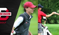 Men's and Women's Golf in Division III National Rankings