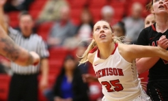 Valesha Province Leads Women's Basketball Comeback Over Wooster
