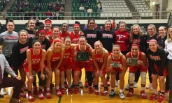 Women's Basketball Wins Wilmington Tip-Off Tourney