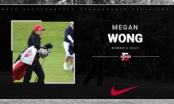 Wong earns NCAA Postgraduate Scholarship