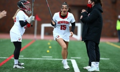 Women's lacrosse advances in NCAC Championship after 17-2 win over Saint Mary's