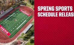 Denison Spring Sports are Back