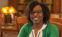 "Prof. Fareeda Griffith Named to Columbus ""Top 40 Under 40"" List"