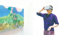 Studio Art Graduate Finds Creativity and Community Empowerment Using New Technology