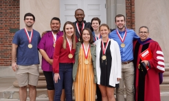 Annual Academic Awards Convo Celebrates Outstanding Students and Faculty