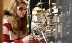 Finding Her Path in Physics and Thriving There: Sarah Spielman '21
