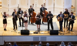Bluegrass program expands to become American Roots Music