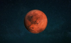 Prof. Erik Klemetti looks at the geology of a formerly wet planet: Mars