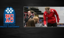 NCAC Student-Athlete Award Goes to Wesseling