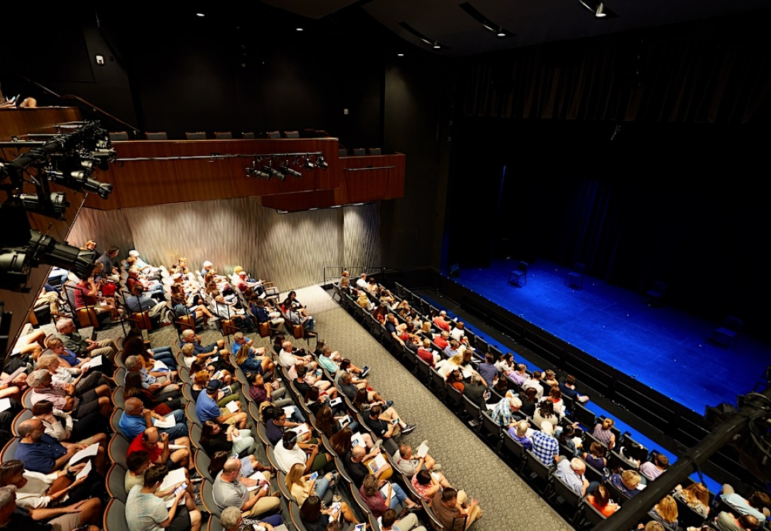 Eisner Center for the Performing Arts - Sharon Martin Theater