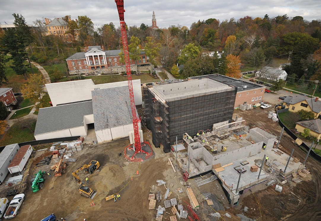 A New Home for the Performing Arts