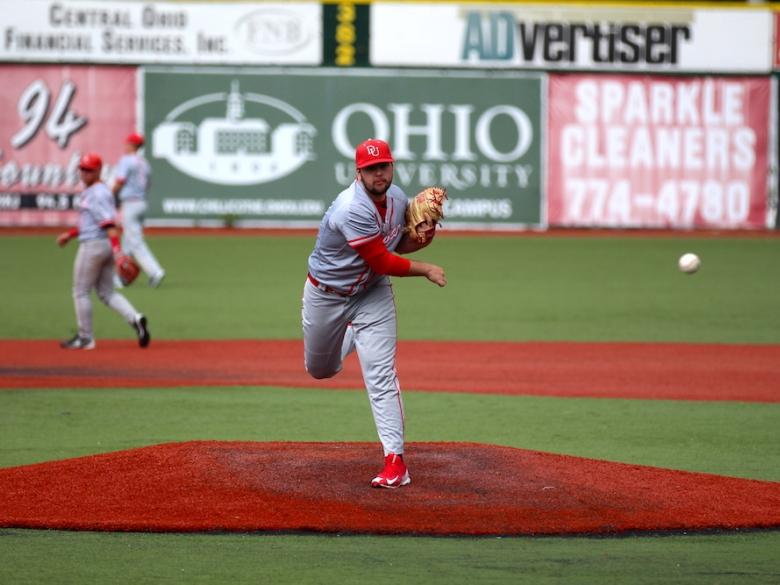 Men's Baseball - pitching