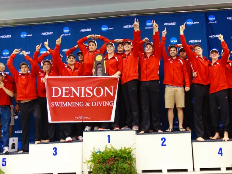 Men's Swimming - NCAA champions