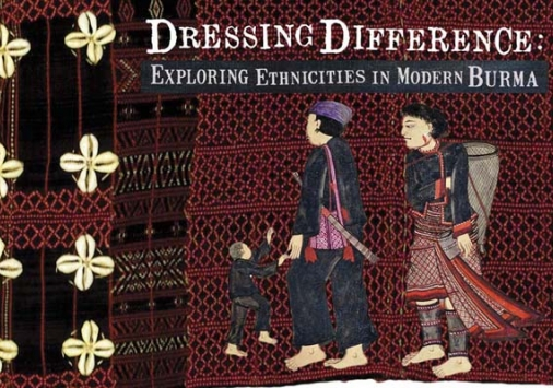Denison Museum cover exploring ethnicities in modern Burma