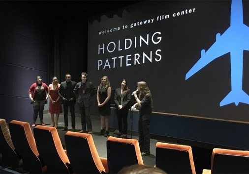 2017 cinema students in Columbus, Ohio