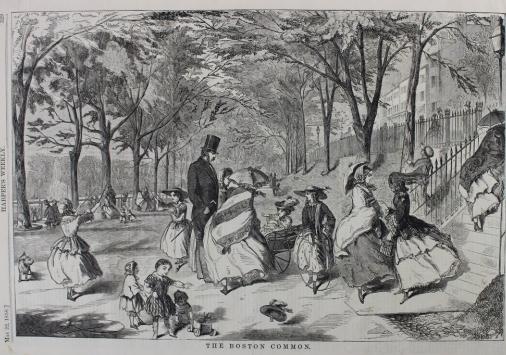 Winslow Homer, The Boston Common