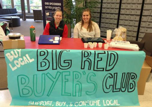 Students Helping Local Farmers