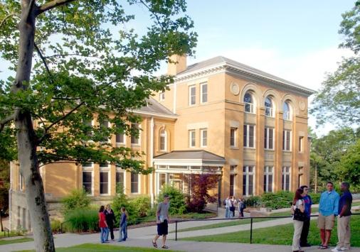 Barney Davis Hall