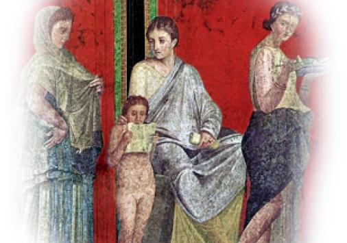 Mystery Fresco