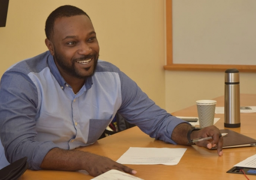 Dr. Thomas Witherspoon '05