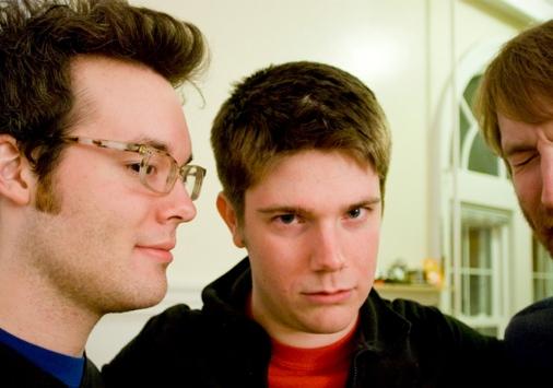 Nick Bailey, Evan Hill and Marc Sloboda