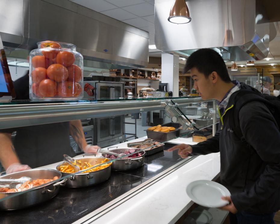 curtis food station