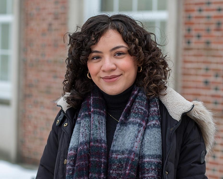 Cynthia Geurrero '22