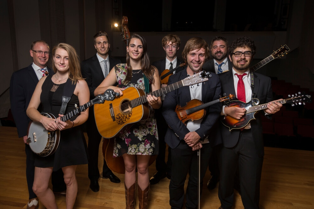 Denison Bluegrass Ensemble