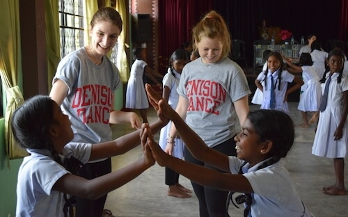 denison students in Sri Lanka2