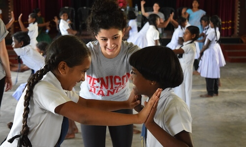 denison students in Sri Lanka1