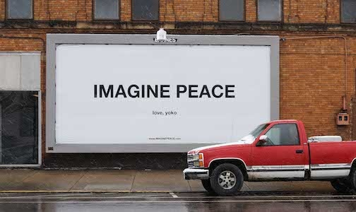 imagine-peace-billboard