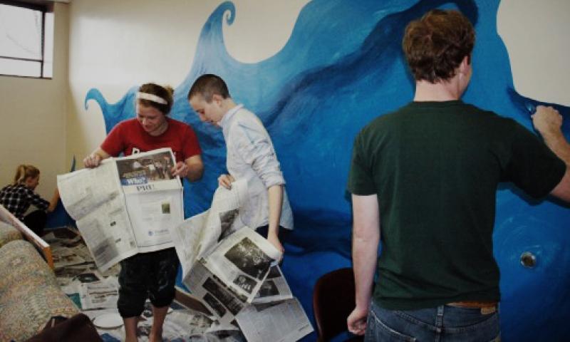 Denison Student Art Collective
