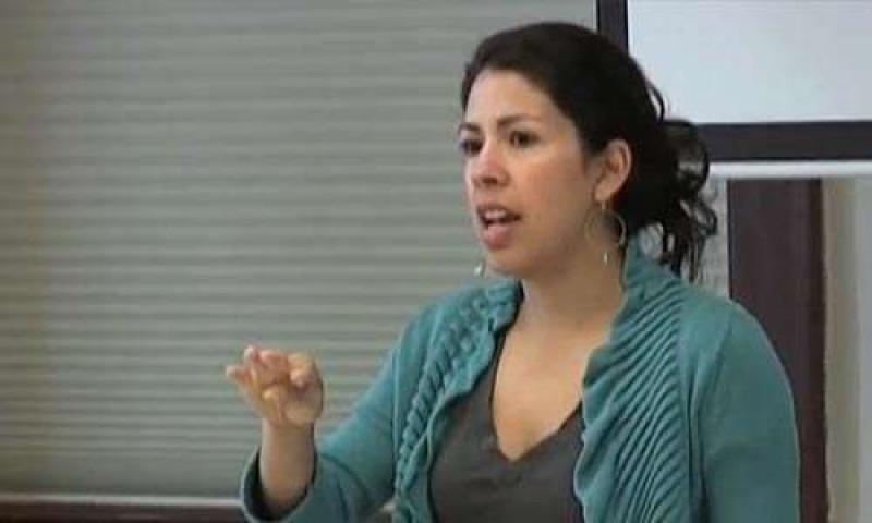 Prof. Olivia Aguilar