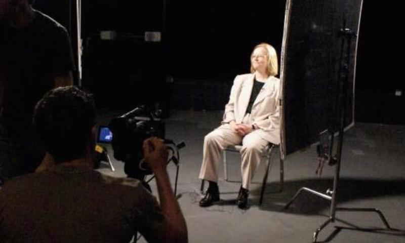 Denison Professor Karen Graves