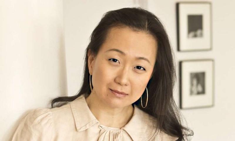 Author Min Jin Lee