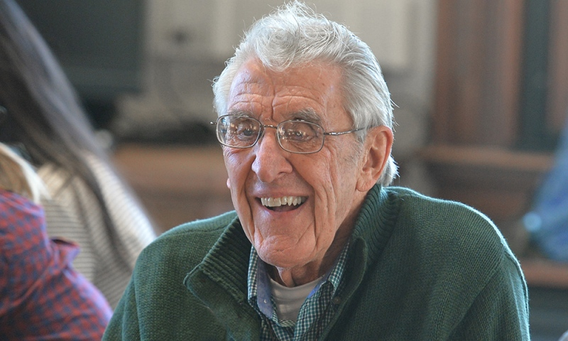 Professor Emeritus Ron Santoni