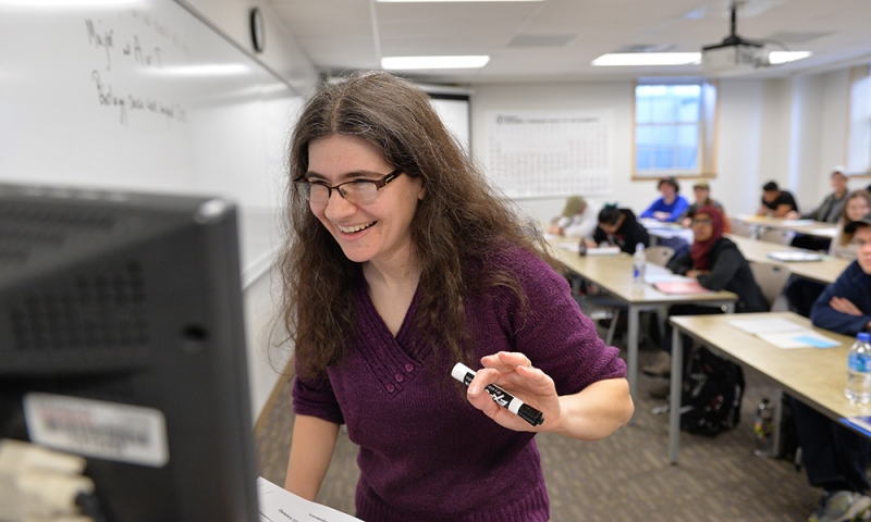 Prof. Rachel Mitton-Fry