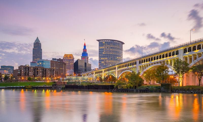 Image of Cleveland Skyline