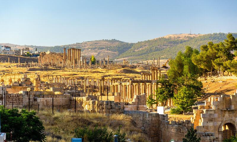 ancient greek strucktures