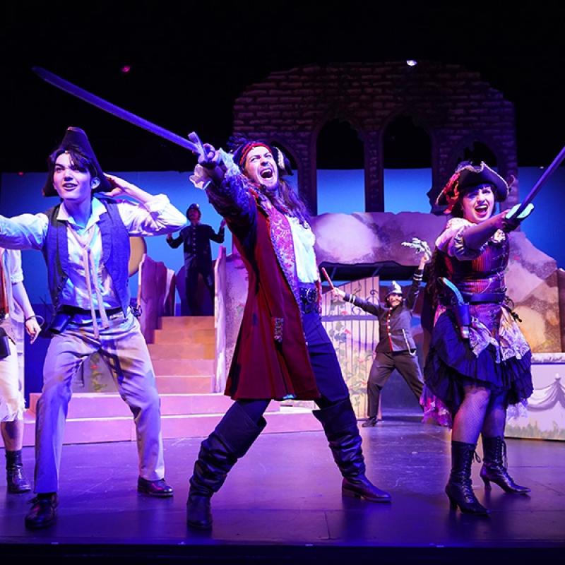 Pirates of Penzance performance