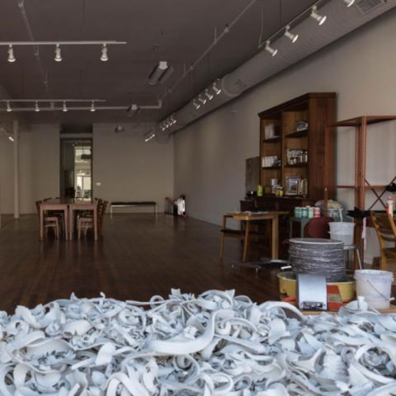 Denison Art Space in Newark gallery space